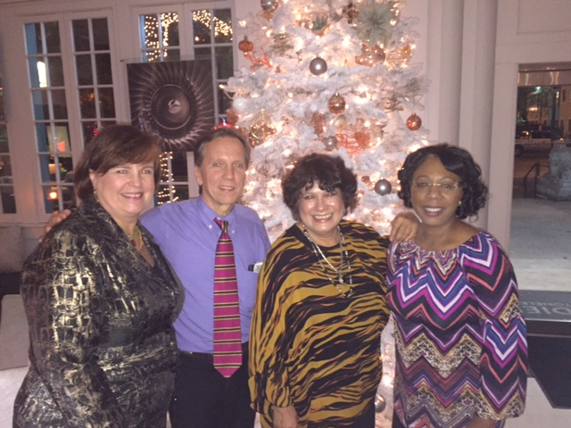 2015 Holiday Mixer Image: SE North Texas Board members