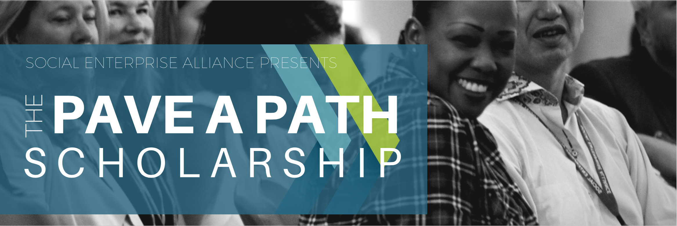 Graphic: Apply for a Pave a Path Scholarship